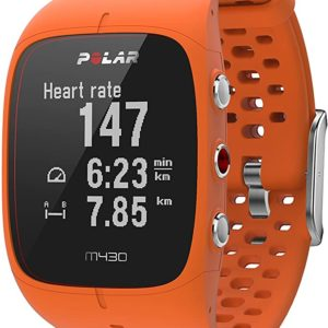 montre cardio gps Polar M430