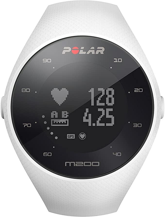 montre cardio gps Polar M200