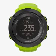 Comparaison des montres gps Suunto Ambit 3 Peak, Sport Vertical et Run
