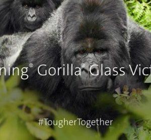 Corning annonce un nouveau Gorilla Glass plus résistant