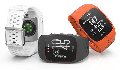 Montre cardio GPS Polar